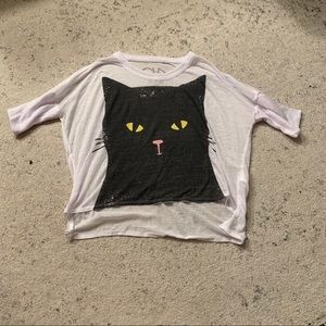 Chaser Cat Tee